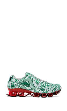 adidas by Raf Simons Bounce in Pantone &  Poppy & Black 1