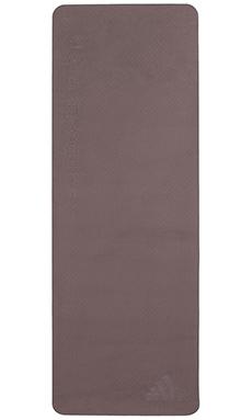 adidas by Stella McCartney Yoga Mat in Cement Grey