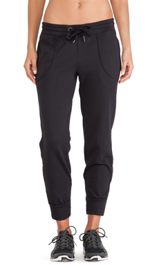 adidas by Stella McCartney Essentials Sweatpants in Black