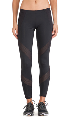 adidas by Stella McCartney Essentials Starter Tights in Black