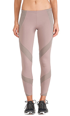 adidas by Stella McCartney Essentials Starter Tights in Natural Grey