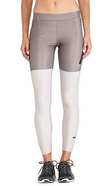 adidas by Stella McCartney Techfit Running Tights in Branch