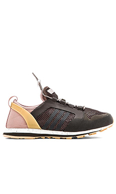 adidas by Stella McCartney Eulampis 2 Sneaker in Black & Raven