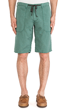 AG Adriano Goldschmied The Expedition Short in Pigment Glade