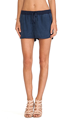 AG Adriano Goldschmied Weekend Short in Sulfer Calm Blue