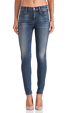A Gold E Sophie High Rise Skinny in Scandal