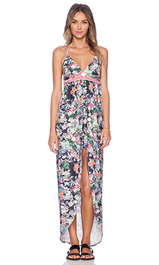 Agua Bendita The Bouquet Bendito Jardin Dress in Floral