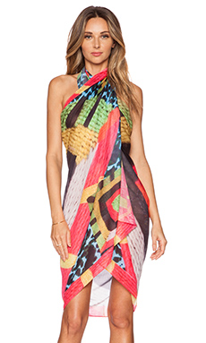 Agua Bendita Ancient Delight Bendito Inca Cover Up in Multi
