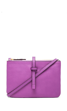 Annabel Ingall Jojo Crossbody in Lilac