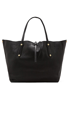 Annabel Ingall Large Isabella Tote in Black
