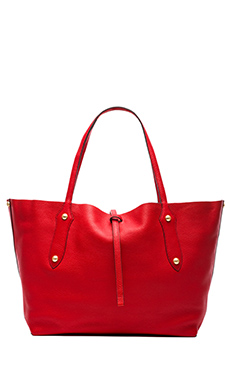 Annabel Ingall Small Isabella Tote in Chili