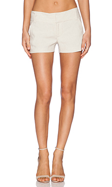 Alice + Olivia Cady Short in Natural