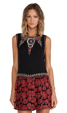 TOP CROPPED CECILLIE
