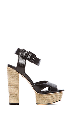 Alice + Olivia Tori Heel in Natural