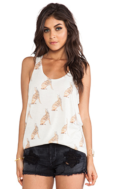 All Things Fabulous Coyote Tank in Sand