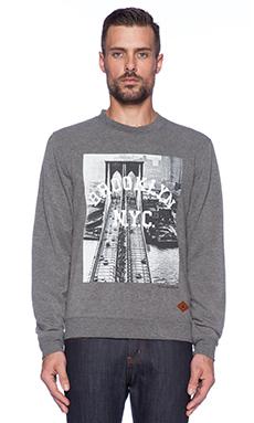 Altru Brooklyn Fleece in Grey