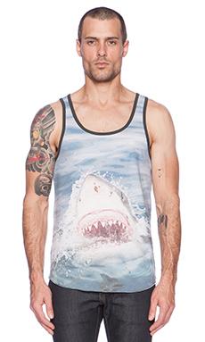 Altru Jaws Tank in Blue