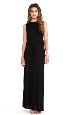 A.L.C. Brook Dress in Black