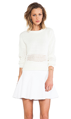 A.L.C. Beck Sweater in Natural