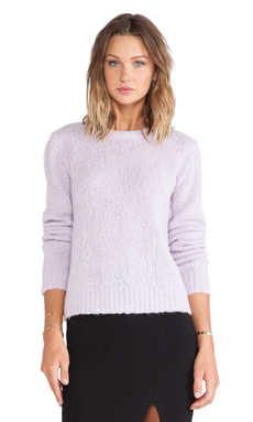 A.L.C. Cole Sweater in Lavender