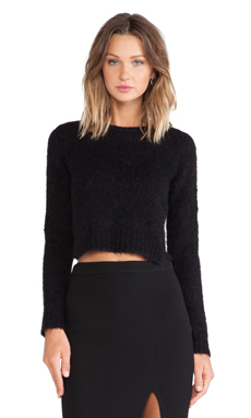 A.L.C. Covington Sweater in Black