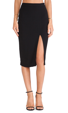 A.L.C. Tonne Skirt in Black