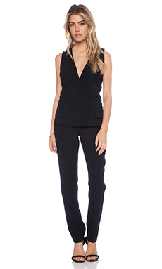A.L.C. Mae Jumpsuit in Black