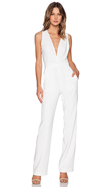 A.L.C. Luree Jumpsuit in White