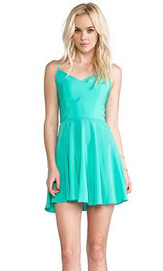 Amanda Uprichard EXCLUSIVE Bowery Dress in Mint