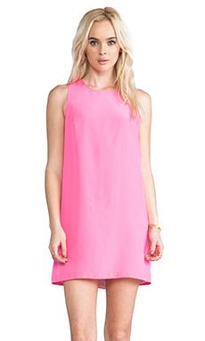 Amanda Uprichard Sheath Tank Dress in Hibiscus