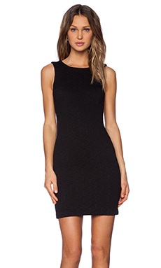 Amanda Uprichard Sheath Dress in Black