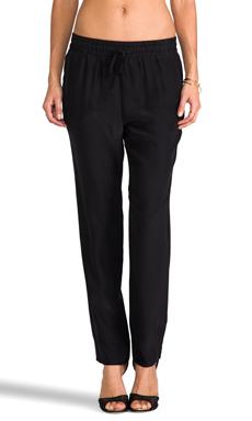 Amanda Uprichard Tribeca Pant in Black
