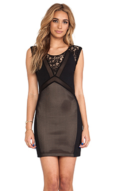 April, May Adison Dress in Black