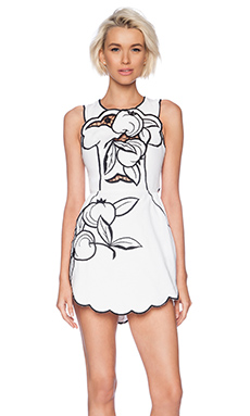 Alice McCall In This Dimension Dress in White