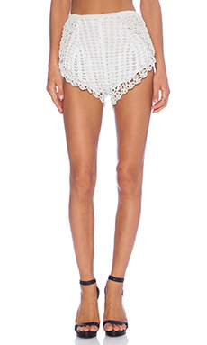 Alice McCall The Arch Shorts in White