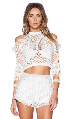 Alice McCall A Change From Top in White