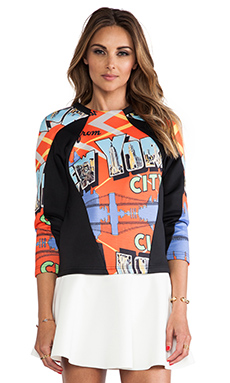 Alice McCall Faster Faster Top in New York City