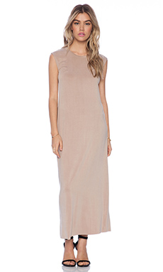 American Vintage Joliette Maxi Dress in Doe