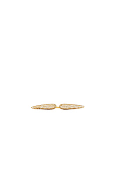 Alex Mika Blade Ring in Gold