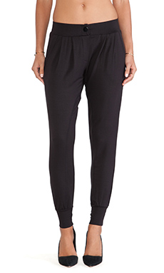 amour vert Jamie Pants in Black