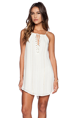 AMUSE SOCIETY Abbey Dress in Casa Blanca