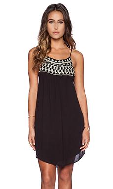 AMUSE SOCIETY Marlowe Dress in Black Sands