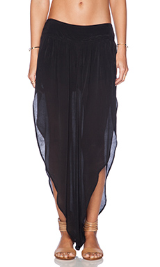 AMUSE SOCIETY Phoenix Pant in Black Sands