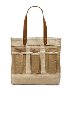 Apolis Garden Bag in Natural