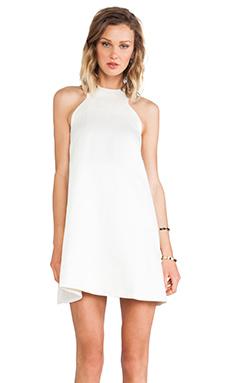 AQ/AQ Voyage Mini Dress in Cream