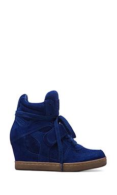 Ash Cool Wedge Sneaker in Cobalt #2