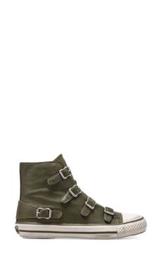 Ash Virgin Sneaker in Military