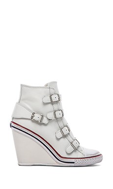 Ash Thelma Sneaker in Off White