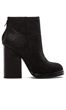 Ash Delire Bootie in Black