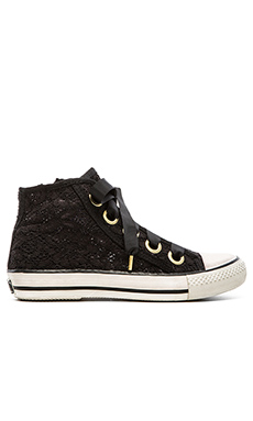 Ash Venus Sneaker in Black